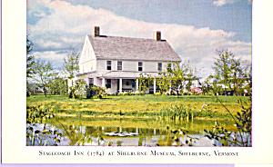 Stagecoach Inn, Shelburne Museum, Shelburne Vermont (Image1)