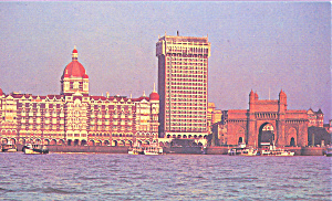The Taj Mahal Hotel Mumbai India P22108