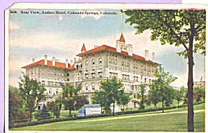 Antlers Hotel Colorado Springs  Colorado p22116 (Image1)
