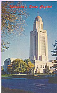 Nebraska State Capitol Lincoln Nebraska p22123 (Image1)