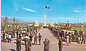 El Chamizal,Cuidad Juarez, Chih., Mexico (Image1)