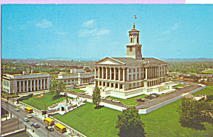 Tennessee State Capitol, Nashville, Tennessee (Image1)