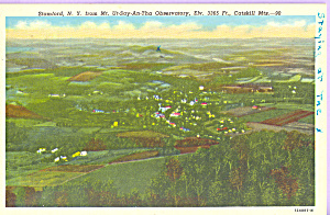 Stamford New York Aerial View p22147 (Image1)