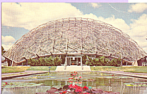 Climatron and Lily Pools St Louis Missouri p22163 (Image1)