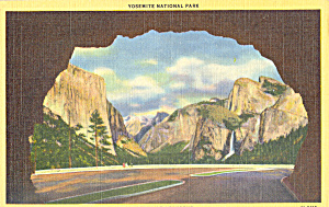 Portal of Grandeur,Yosemite National Park (Image1)