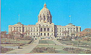 Minnesota State Capitol St Paul p22177 (Image1)