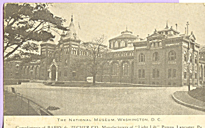 National Museum, Washington DC (Image1)
