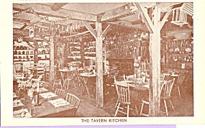 Tavern Kitchen Wiggins Old Tavern Northampton MA p22189 (Image1)