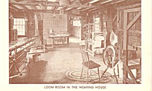 Loom Room Wiggins Old Tavern Northampton  MA p22190 (Image1)