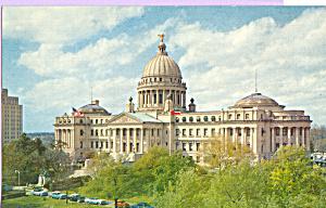 Mississippi State Capitol Jackson Mississippi p22215 (Image1)