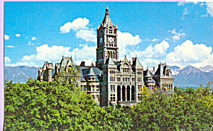 City And County Building Salt Lake City Utah P22228