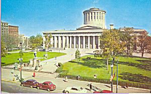 Ohio State Capitol, Columbus, Ohio (Image1)
