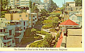 Lombard Street,San Francisco , California (Image1)