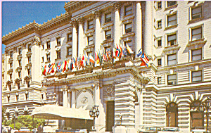 Fairmont Hotel,San Francisco, California (Image1)