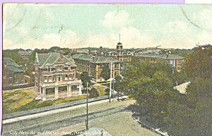 City Hospital and Nurse s Home Hamilton Ontario Canada p22263 (Image1)