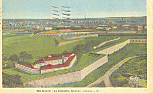 The Citadel, Quebec,Canada (Image1)
