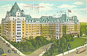Empress Hotel Victoria British Columbia Canada p22273 (Image1)