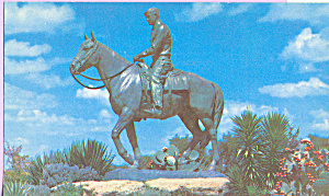 Will Rogers Statue, Fort Worth, Texas (Image1)
