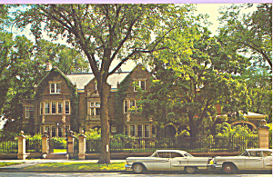 Minnesota Governor's Mansion 1958 Oldsmobiles (Image1)