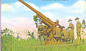 Anti-Aircraft Gun and Crew (Image1)