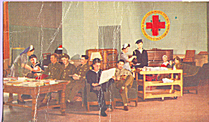 Red Cross Canteen, Saint Paul, MInnesota (Image1)