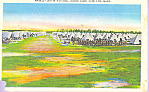 Massachusetts National Guard Camp, Cape Cod (Image1)