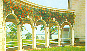 Colonnades Of Mount Vernon Virginia P22354