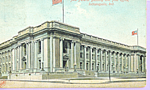 Post Office and Federal Building, Indianapolis, Indiana (Image1)