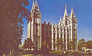 Mormon Temple Salt Lake City Utah p22429 (Image1)