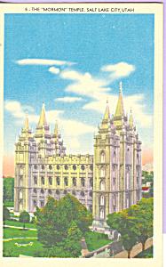 Mormon Temple Salt Lake City Utah p22442 (Image1)