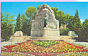 Morman Battalion Monument,Salt Lake City,Utah (Image1)