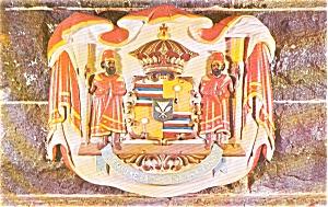Honolulu HI Bishop Museum Postcard p2251 (Image1)