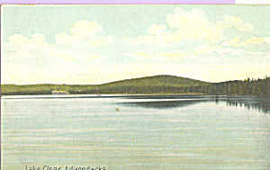 Lake Clear, Adirondacks, New York (Image1)