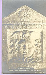 Perugia Italy Urna della Medusa p22605 (Image1)