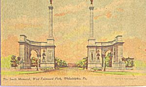 Smith Memorial Fairmont Park  Philadelphia PA p22612 (Image1)
