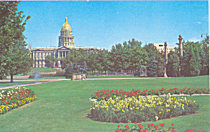 Colorado State Capitol, Denver, Colorado (Image1)
