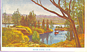 River Scene, NSW, Australia (Image1)