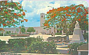 The Main Square Cozumel Quintana Roo Mexico p22651 (Image1)