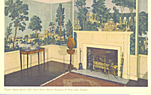 Room about 1803 from Bath Maine (Image1)