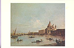 View of the Santa Maria della Salute Francesco Guardi p22675 (Image1)