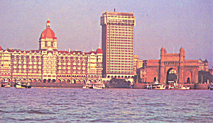 The Taj Mahal Hotel Mumbai India P22677