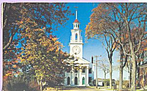 Congregational Church Kennebunkport  Maine p22679 (Image1)