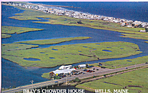 Billy s Chowder House Wells  Maine p22684 (Image1)
