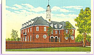 Old Capitol Building  Williamsburg Virginia p22717 (Image1)