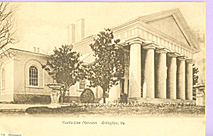 Custis Lee Mansion,Arlington National Cemetery,Virginia (Image1)