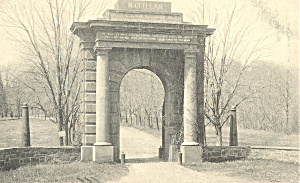 McClellan Gate,Arlington National Cemetery,Virginia (Image1)
