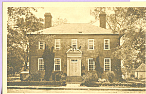 George Wythe House,Williamsburg,Virginia (Image1)