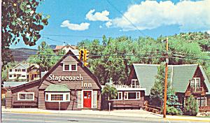 Stagecoach Inn Manitou Springs Colorado p22779 (Image1)