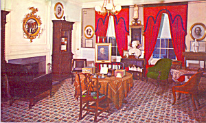 Longfellow Historical Room Church Of The Hills Ca P22870