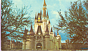 Cinderella Castle Walt Disney World p22885 (Image1)